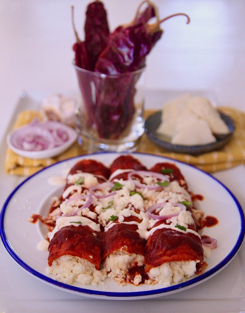 Red-Cheese-Enchiladas