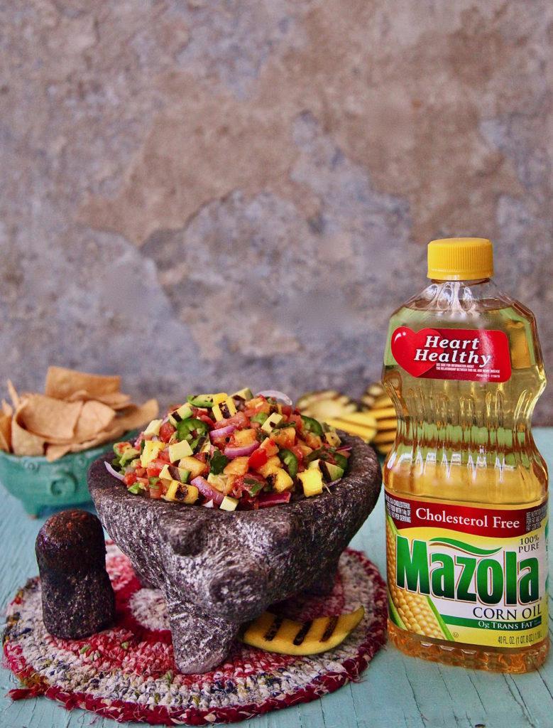 Mazola-Grilled-Avocado-Mango-Salsa
